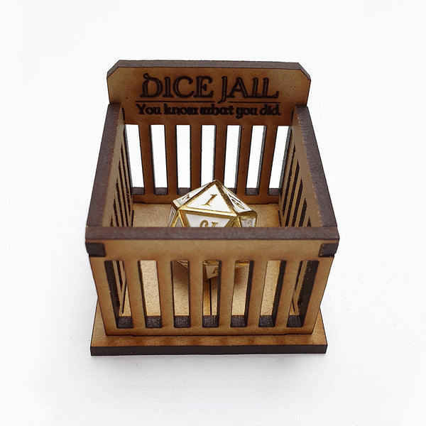 Mini Dice Jail