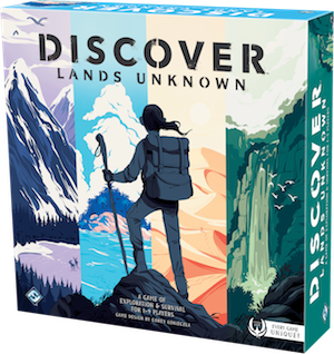 Discover - Lands Unknown