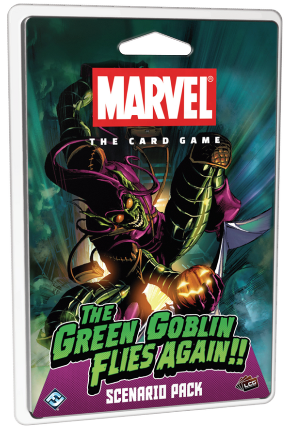 Marvel Champions LCG The Green Goblin Scenario Pack