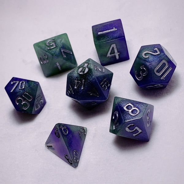 Portal to Earth Dice Set