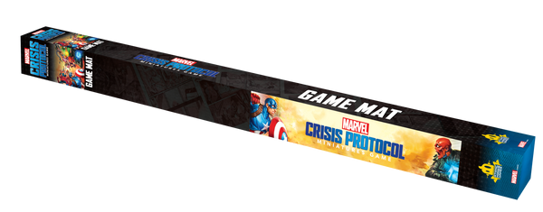 Marvel Crisis Protocol Miniatures Game Mat