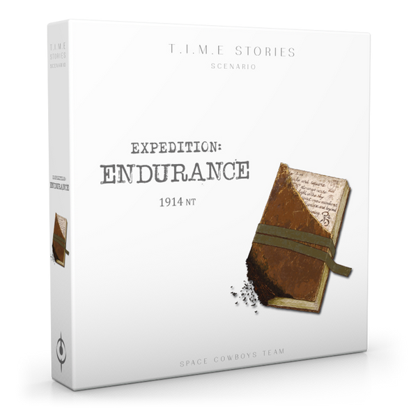 T.I.M.E Stories - Expedition: Endurance Expansion
