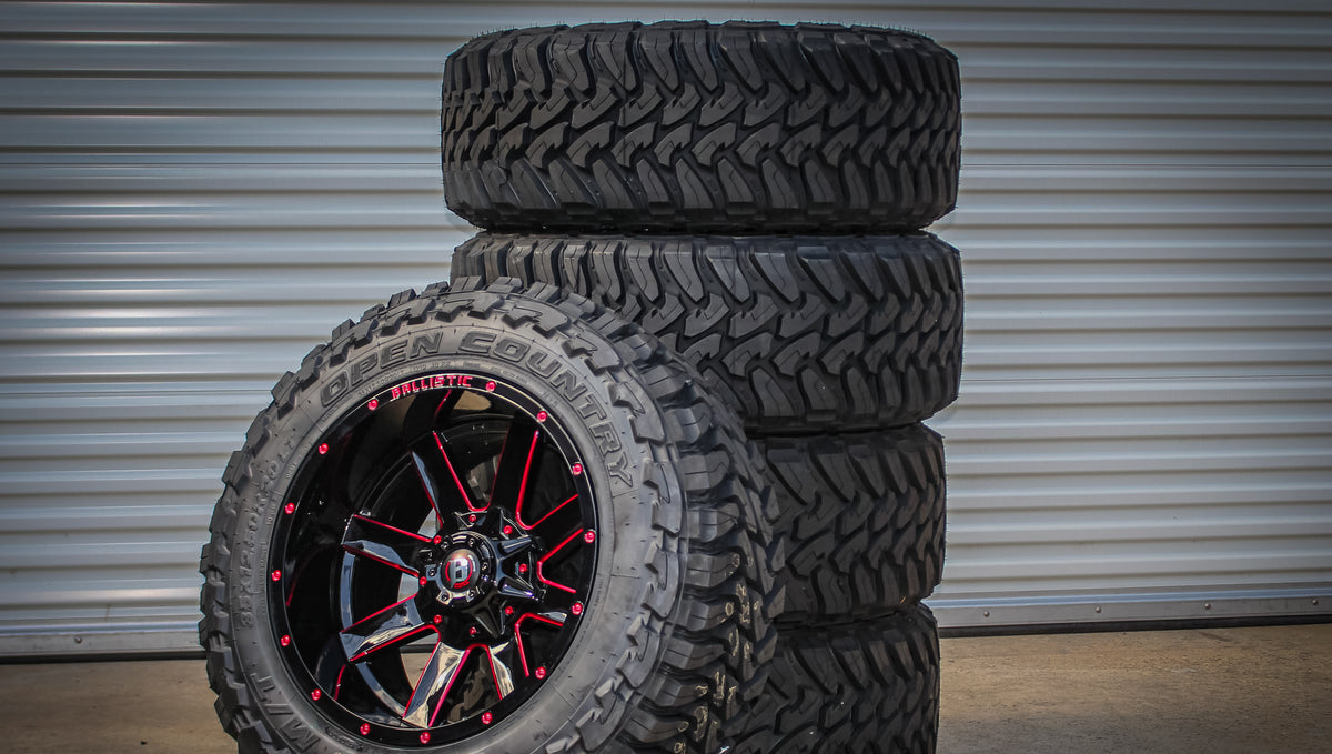 The Importance of Rotating and Balancing your tires