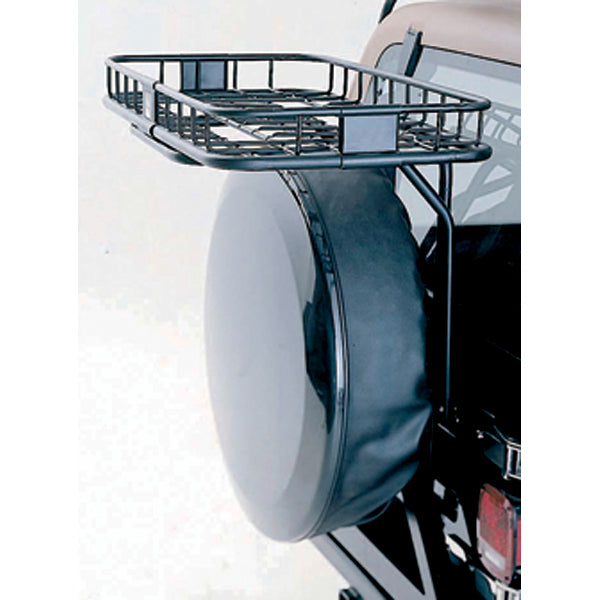 Trail Rack; 87-02 Jeep Wrangler YJ/TJ - 11237.11