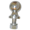 Trailer Hitch Ball, 2 Inch, Chrome - 11305.01
