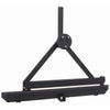 Rock Crawler Bumper, Rear/Tire Carrier, Hitch; 87-06 Jeep Wrangler - 11503.21