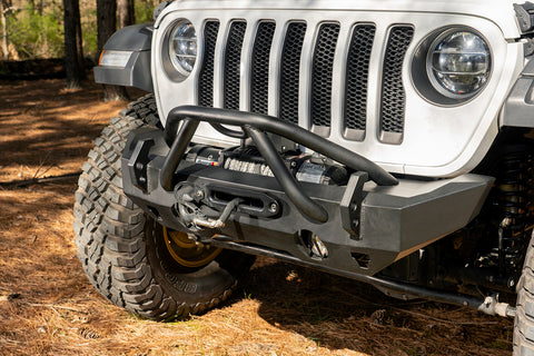 HD X-Striker, 07-18 Wrangler JK and 18-19 Wrangler JL - 11540.61