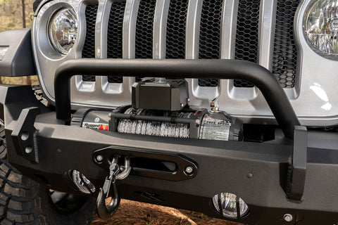 HD Over-Rider Bar, 07-18 Wrangler JK and 18-19 Wrangler JL  - 11540.62