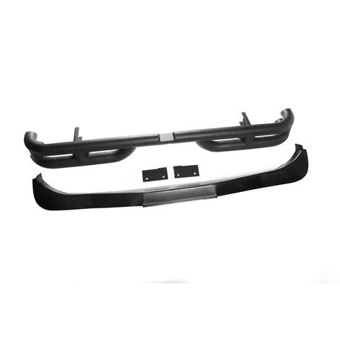 Double Tube Bumper, Rear, 3 Inch; 07-18 Jeep Wrangler JK - 11571.10