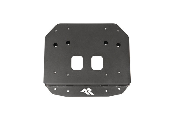 Spare Tire Relocation Bracket; 18-19 Jeep Wrangler JL - 11585.26