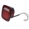 Tail Light Assembly, Right, LED; 76-06 Jeep CJ/Wrangler YJ/TJ - 12403.82
