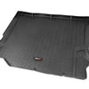 Floor Liner, Cargo; Black, 2007-2018 Jeep Wrangler Unlimited JK 4 Dr - 12975.03