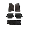 All Terrain Floor Liner Set; 18-Up Jeep Wrangler JL 2-dr (short cargo) - 12988.06