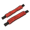 Grab Handle, Paracord, Seat Mounted, Red; 07-19 Jeep Wrangler / 2020 Gladiator - 13305.81