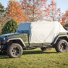 Weather-Lite Cab Cover; 07-19 Jeep Wrangler JK/JL, 4 Door - 13318.10