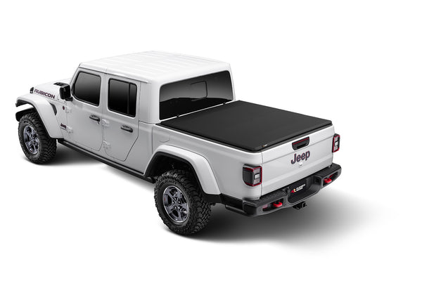 Armis Soft Folding Bed Cover, 20-Up Jeep Gladiator JT - 13550.21
