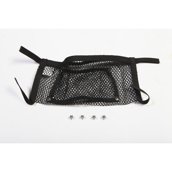 Glove Box Organizer Kit, Trail Dash Net; 97-06 Jeep Wrangler TJ - 13551.20