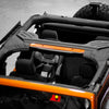 Roll Bar Cover, Vinyl; 07-18 Jeep Wrangler JKU - 13613.05