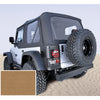 XHD Soft Top, Spice, Tinted Windows; 97-06 Jeep Wrangler TJ - 13725.37