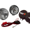 Light Kit, HID, 6 Inch, Round, Stainless Steel Housing, 2 Piece - 15206.51