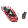 Light Installation Wiring Harness Kit, 1 Light, Amber Switch - 15210.74