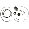 Antenna Mount Kit, CB/AM/FM; 97-18 Jeep Wrangler TJ/JK - 17212.20