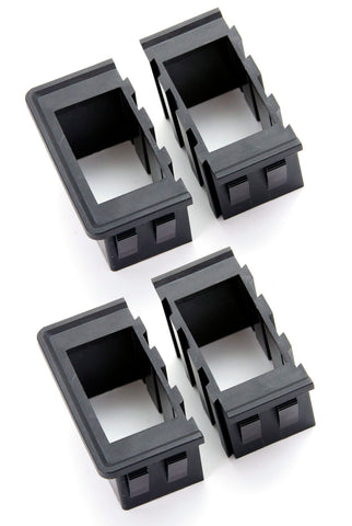 Switch Housing Kit, 4 Piece, Rocker Style Switches - 17235.20