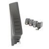 Switch Pod Kit, A-Pillar, 3 Switch, Dual USB Connector; 11-18 Jeep Wrangler JK/JKU - 17235.98
