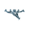 Exhaust Header, Polished Stainless Steel; 91-98 Jeep XJ/ZJ/YJ/TJ, 4.0L - 17650.51