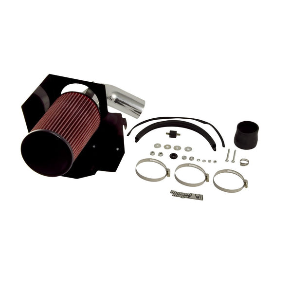 Cold Air Intake Kit; 07-11 Jeep Wrangler JK, 3.8L - 17750.06