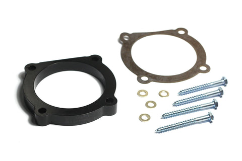 Throttle Body Spacer; 12-19 Jeep Wrangler/ 2020 Gladiator, 3.6L - 17755.03