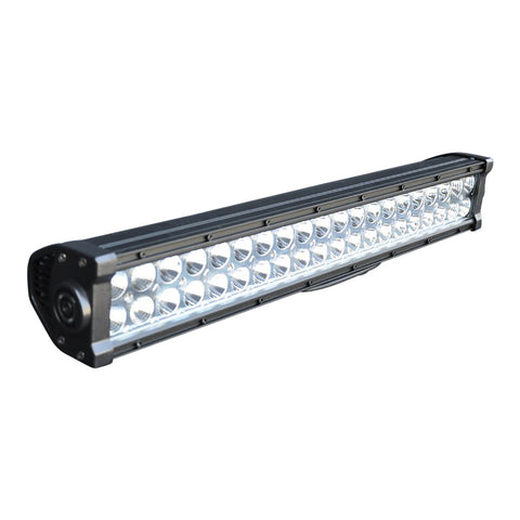 20 Inch Light Bar 120W Flood/Spot 3W LED Chrome DV8 Offroad - B20CE120W3W
