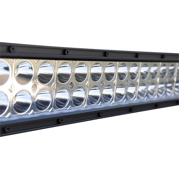 50 Inch Light Bar 300W Flood/Spot 3W LED Chrome DV8 Offroad - B50CE300W3W