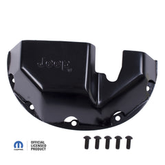 Skid Plate, Differential, Jeep logo, for Dana 35 - DMC-16597.35