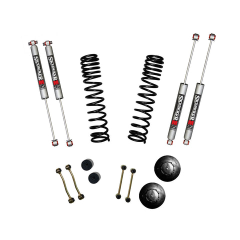 "2020-Up Jeep Gladiator 2.5"" Long Travel Lift M95 Shocks (Non-Rubicon) Skyjacker - G250PMLT"