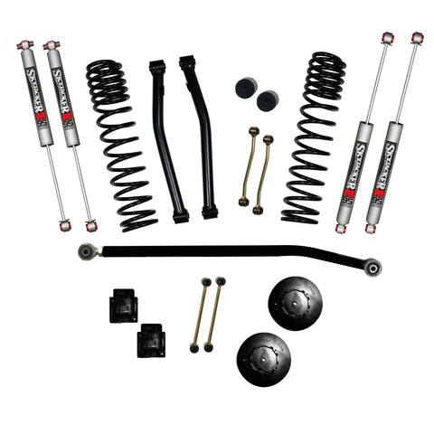 "2020-Up Jeep Gladiator 3.5"" Long Travel Lift M95 Shocks (Non-Rubicon) Skyjacker - G350PMLT"