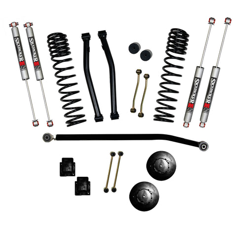 "2020-Up Jeep Gladiator 3.5"" Long Travel Lift M95 Shocks (Rubicon) Skyjacker - G350RPMLT"