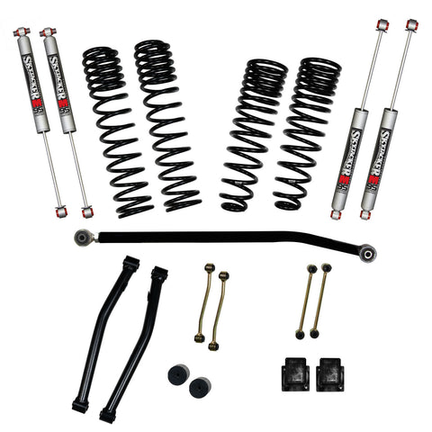 "2020-Up Jeep Gladiator 3.5"" Long Travel System M95 Shocks (Non-Rubicon) Skyjacker - G351KMLT"