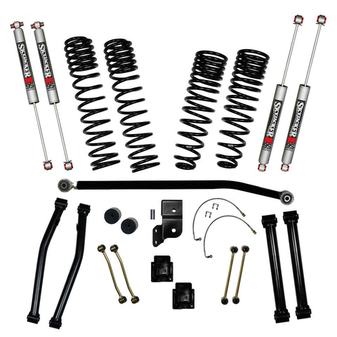 "2020-Up Jeep Gladiator 4.5"" Long Travel System M95 Shocks (Rubicon) Skyjacker - G452RKMLT"
