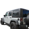 Jeep JK Hard Top Square Back 07-18 Wrangler JK 4 Door 2 Piece DV8 Offroad - HT07SB42