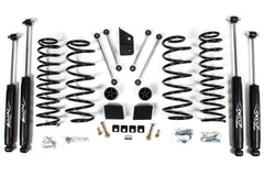 Jeep Wrangler JL 3 inch Lift Kit Nitro Shocks (2-Door) Zone - J33N
