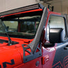 Jeep Wrangler JL / Gladiator Over Windshield Light Bar Bracket DV8 Offroad - LBJL-01