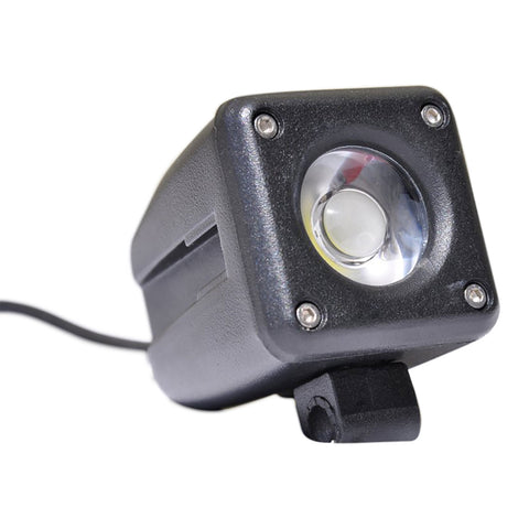 2 Inch Square Off Road Light 10W Spot 10W LED Black DV8 Offroad - S2.1E10W10W