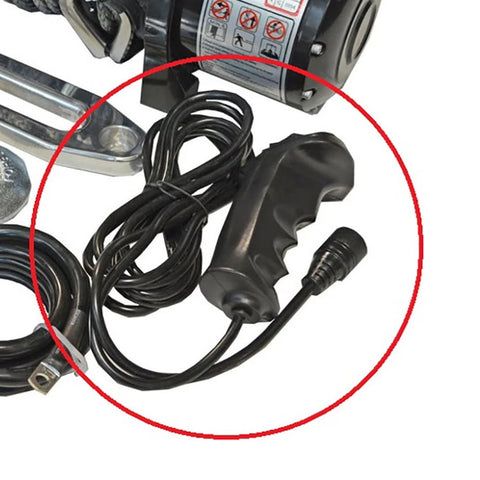 Wired Remote for 12K Winch DV8 Offroad - WHS12