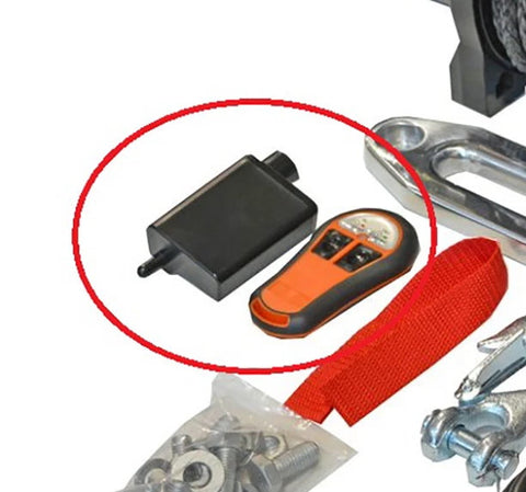 Wireless Remote For 12K Winch DV8 Offroad - WWRC12