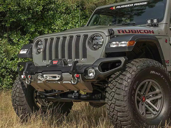 Venator Front Bumper; 18-Up Jeep Wrangler JL / 20-Up Jeep Gladiator JT - 11549.42
