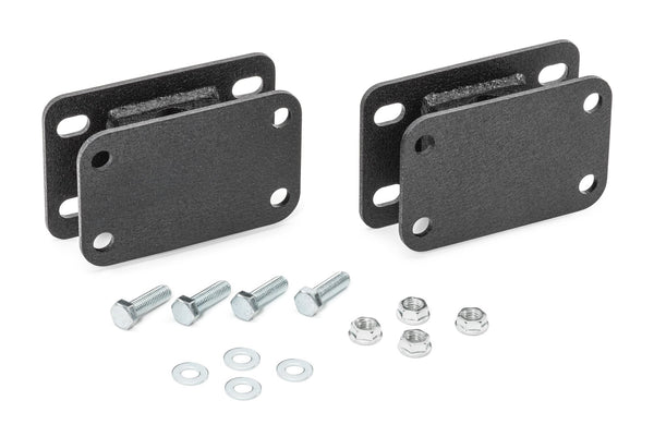 Jeep JK to Jeep JL / Gladiator Front Bumper Adapter Bracket DV8 Offroad - ABJL-01