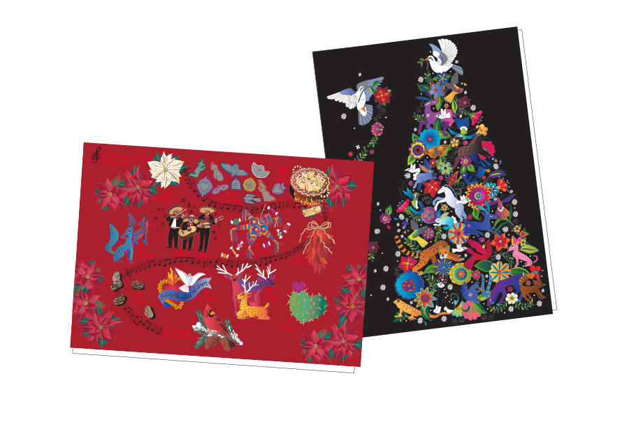 2019 • Christmas Card Assortment