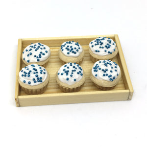 Collectable/Dollhouse Miniatures – The Whimsy Cupcake