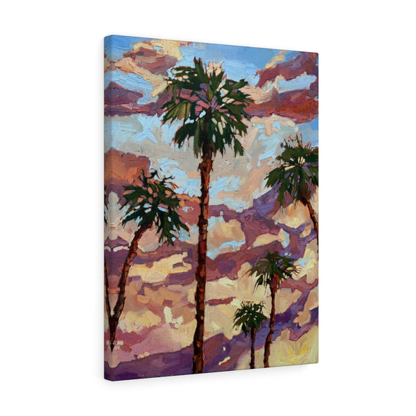 "Limited edition canvas prints of ""Another San Diego Sundown"""